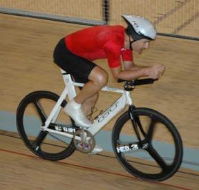 WF Warrior Secrest Breaks World Ultra Cycling Record!