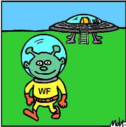 Of Aliens and Absences: How An Online Student Rationalizes Tardiness