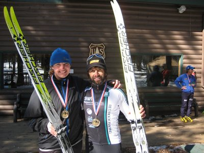 NEWSFLASH – Coach Bludgeons To Victory; Flagstaff 10k Classic Nordic Race