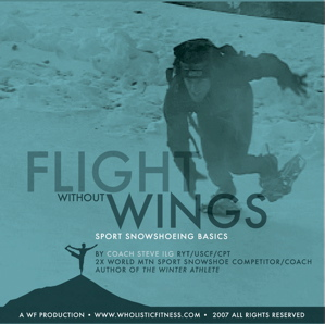 GET 'EM WHILE THEY'RE HOT: FRESH OUT OF THE WF OVEN: FLIGHT WITHOUT WINGS DVD!