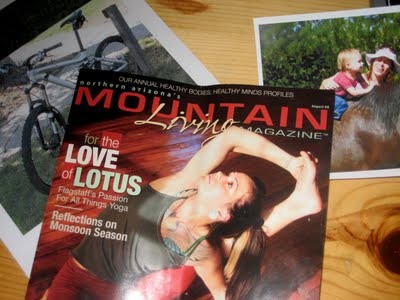 ilg featured in MOUNTAIN LIVING MAGAZINE