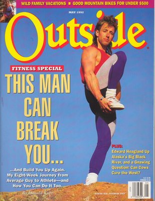 Coach's 1992 OUTSIDE Cover Nominated For Worst Cover