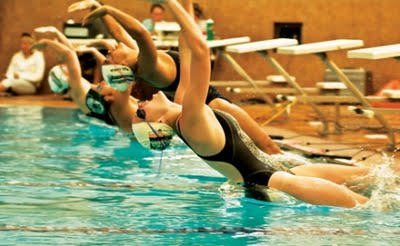 ilg named Yoga Coach to NAU Women's Swim Team