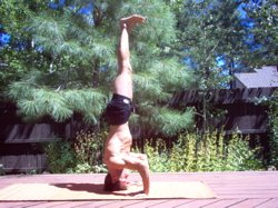 Headstand and the Three Realities of the Genuine Human Being
